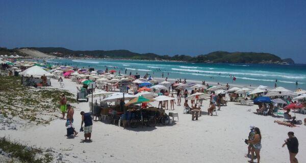 Semana será chuvosa em Cabo Frio