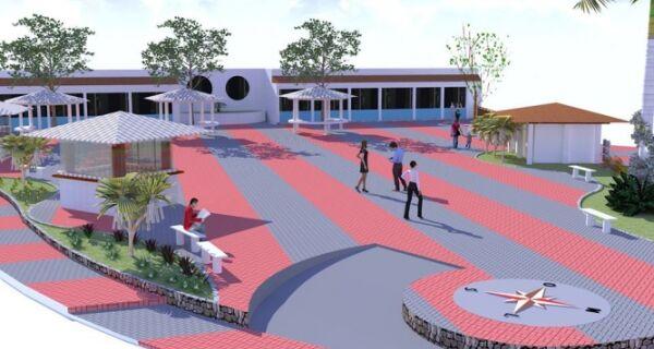 Prefeitura de Arraial confirma reinauguração da Praça do Cova em 16 de dezembro