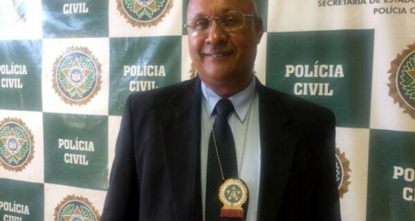 Delegado de Cabo Frio tem passagem relâmpago