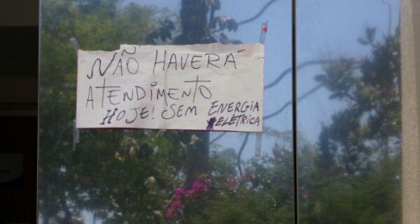 Prefeitura suspende atividades pelo terceiro dia