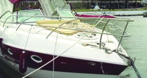 Condutor do banana boat é ouvido na Capitania dos Portos