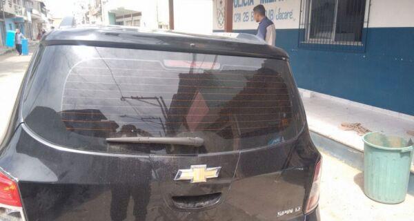 Polícia resgata funcionário de empresa de cigarro sequestrado no Jacaré