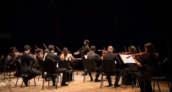 Academia Jovem Concertante se apresenta em Búzios