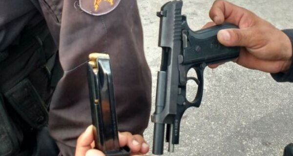 Polícia apreende menor acusado de tentar matar dois no Peró