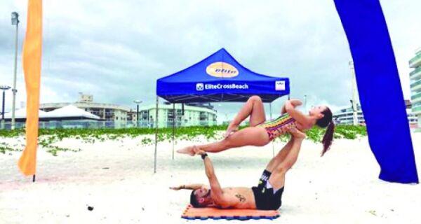 Verão faz aumentar número de praticantes de exercícios ao ar livre em Cabo Frio