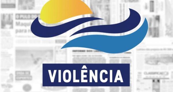 Homem é alvejado no centro de Iguaba