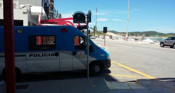 Com início do verão, polícia reforça segurança nas praias de Cabo Frio
