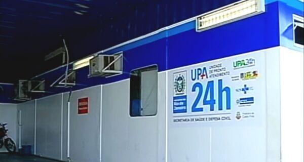Foragido da Operação Constantino é preso ao buscar atendimento na UPA