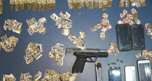 PM prende cinco criminosos em Búzios
