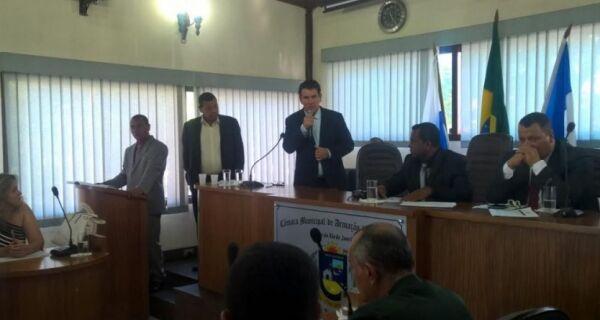 André Granado é reempossado para mais quatro anos à frente de Búzios