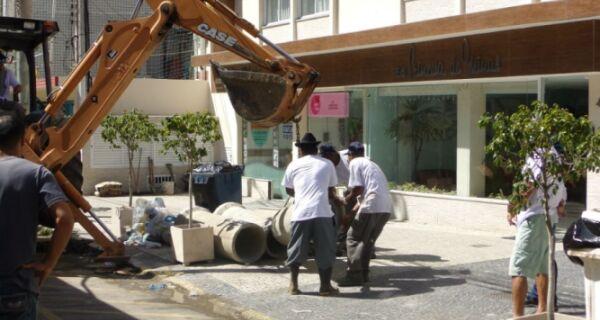 Operação Tapa Buracos acontece em Cabo Frio