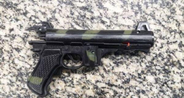Preso acusado de cometer seis roubos em São Pedro