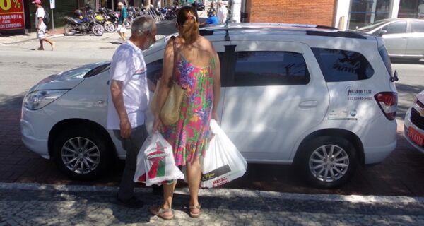 Sindicato dos Taxistas quer regulamentação do Uber