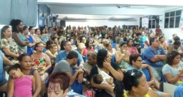 Em assembleia, Educação aceita por unanimidade proposta do governo de Cabo Frio