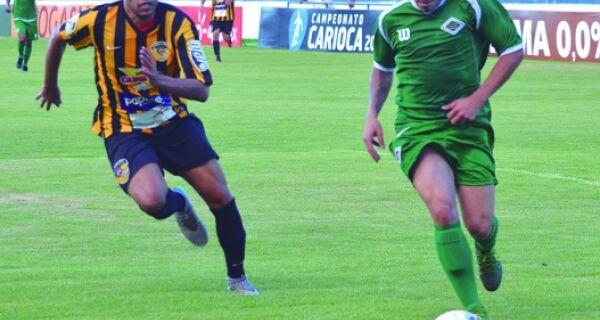 Cabofriense estreia no Carioca contra o Tigres, na quarta