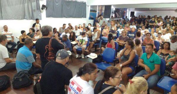 Salários atrasados: sindicatos rejeitam proposta do governo de Cabo Frio