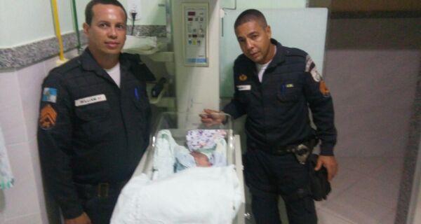 Recém-nascido é abandonado em São Pedro da Aldeia