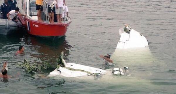 Laudo constata que Teori morreu por conta de choque com a queda do avião