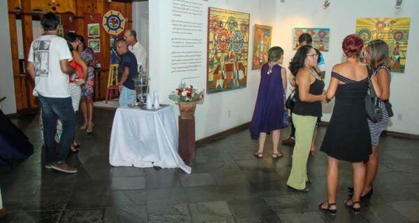 Exposição abre comemorações dos 400 anos de São Pedro