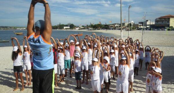 São Pedro dá início ao projeto 'Defesinha'