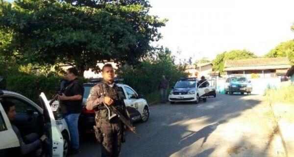 Operação prende mais de 30 pessoas em Araruama e Saquarema