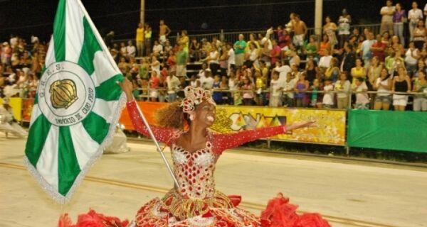 Carnaval não terá desfile nem subvenção para blocos de rua