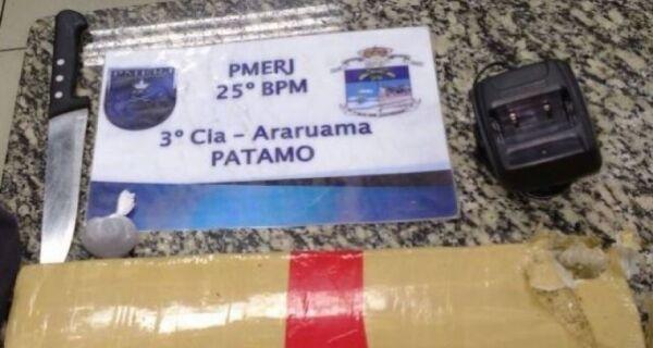 Homem é encontrado morto em Araruama