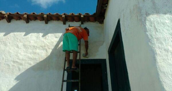 Governo se une à iniciativa privada para revitalização do Forte São Mateus