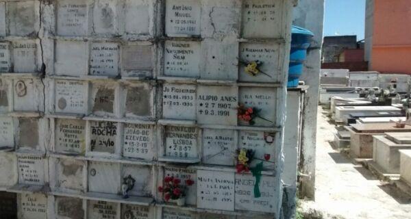 Cemitério Santa Izabel está sem vagas