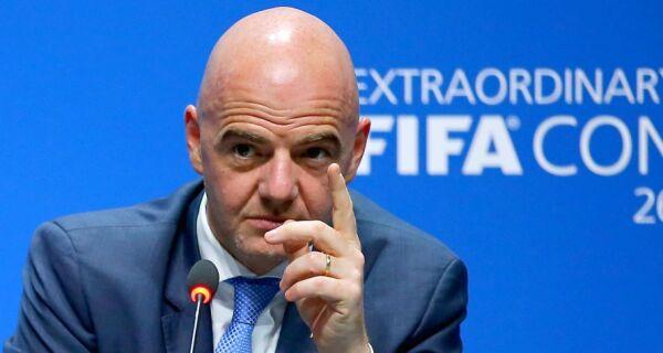 Presidente da Fifa quer Copa de 2026 em vários países