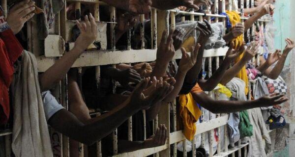 Governo destina R$ 100 milhões para sistema prisional