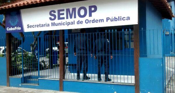 Guarda Municipal faz paralisação na manhã desta terça-feira (21)