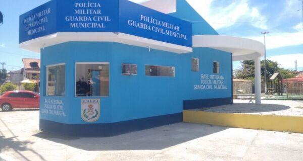 Base Integrada da Polícia e da Guarda é inaugurada