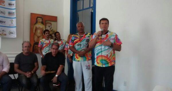 """""""Apesar das dificuldades, é possível fazer um carnaval de parcerias"""", diz Marquinho"""