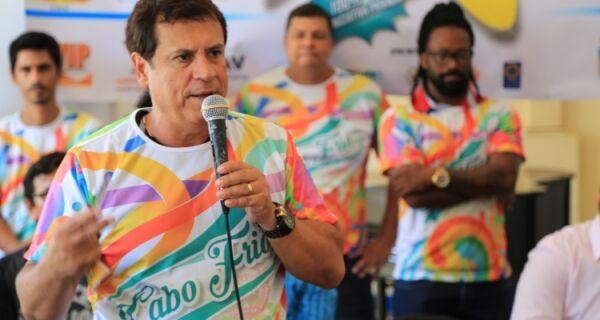 'Nós estamos preparados para o Carnaval', afirma Marquinho