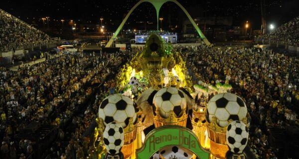 Pela primeira vez, Folha vai marcar presença na Sapucaí