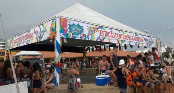 Carnaval Solidário arrecada cerca de 330 Kg de alimentos nos primeiros dias de folia