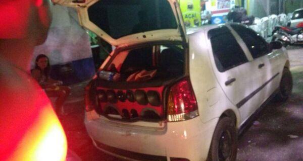 Polícia Militar aperta o cerco contra carros de som na Região dos Lagos