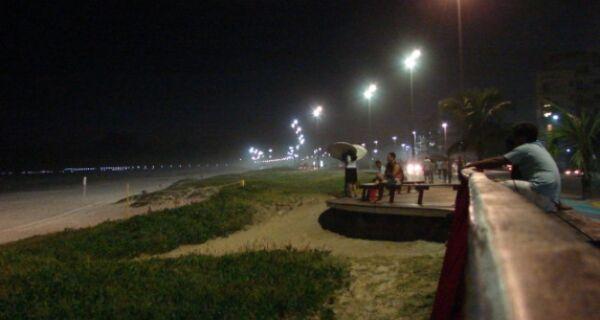 Polícia detém quatro homens que planejavam arrastão na Praia do Forte