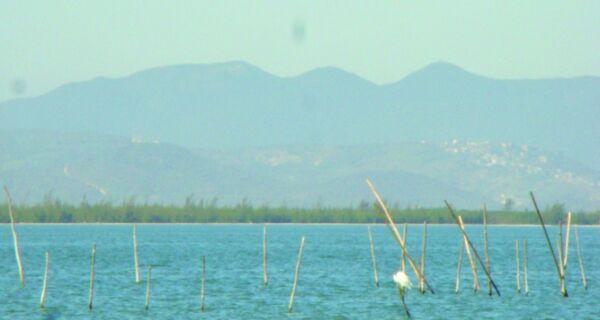 Lagoa de Araruama passa no teste do verão