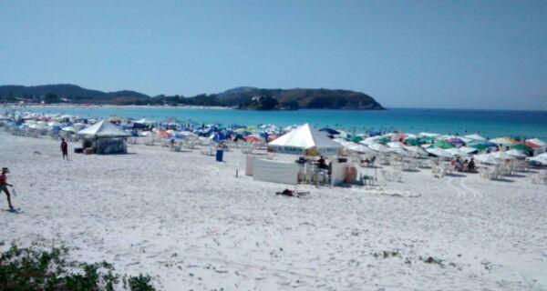 Chuvas chegarão a Cabo Frio, diz Climatempo