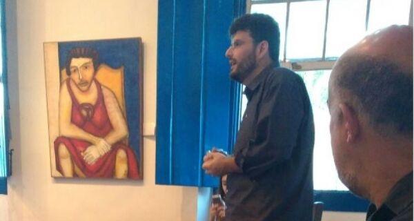 Paulo Cotias participa nesta quinta (23) da Semana Teixeira e Sousa com o romance 'Boulevard'