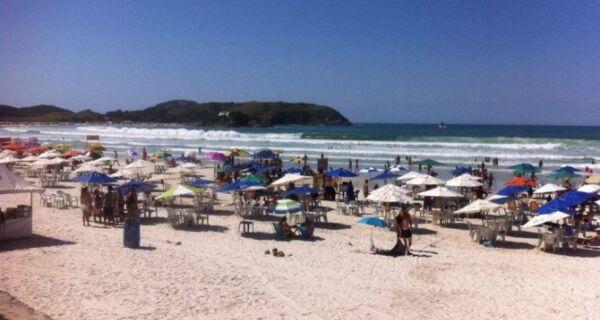 Semana será chuvosa em Cabo Frio, diz Climatempo