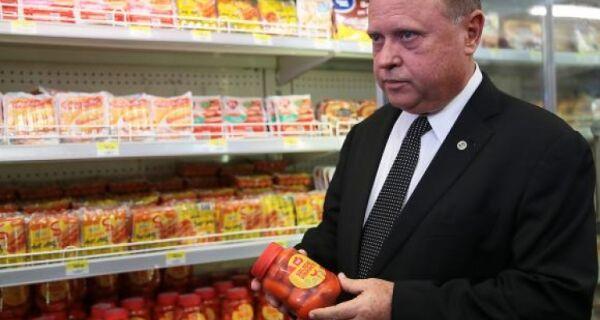 UE pede garantias sobre carne brasileira