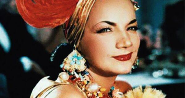 Santo Samba homenageia Carmen Miranda na próxima sexta-feira (31)