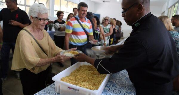 Escola Professor Edilson Duarte celebra 40 anos de atividades