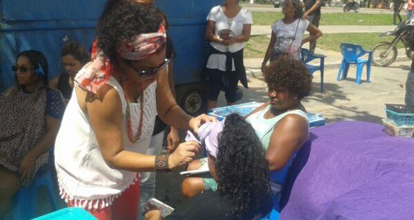Cabo Frio fecha o mês da mulher com evento em Tamoios