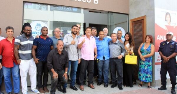 Centro Administrativo de Tamoios é inaugurado