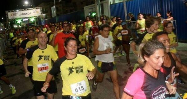 Arraial do Cabo tem corrida noturna neste sábado (1º)