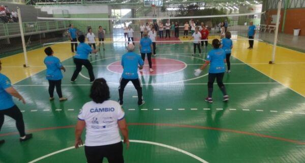 Escolinha municipal de Iguaba tem vagas para vôlei